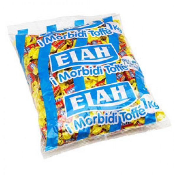 Caramelle Toffee Mou cubik - Elah - busta 1 kg