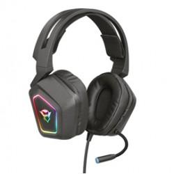 Cuffie gaming Blizz RGB GXT450  - suono surround virtuale 7.1 - Trust