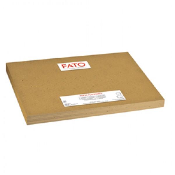 Tovaglietta Taverna - in cartapaglia - 30 x 40 cm - avana - Fato - conf. 200 pezzi