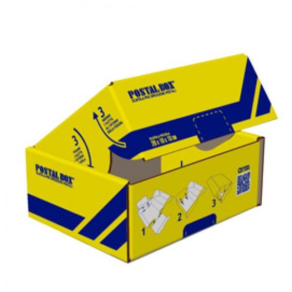 Scatola spedizioni Postal Box® - piccolo - 26x19x10 cm - Blasetti