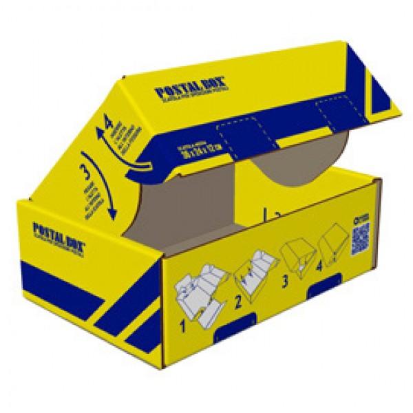 Scatola spedizioni Postal Box® - medio - 34x24x12 cm - Blasetti