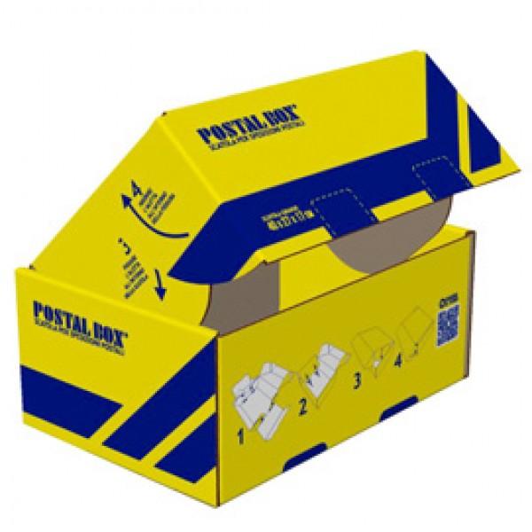 Scatola spedizioni Postal Box® - grande - 40x27x15 cm - Blasetti