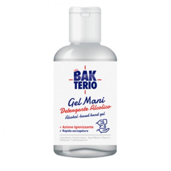 Gel detergente mani - alcolico - 60 ml - Bakterio