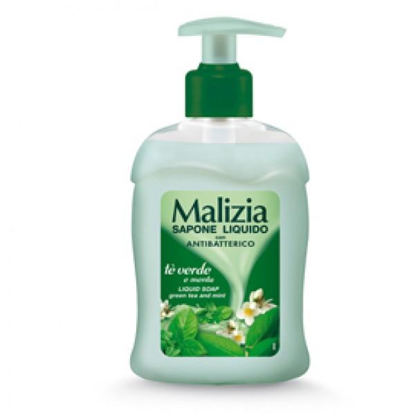 Sapone liquido mani antibatterico Malizia - 300 ml - Gaia