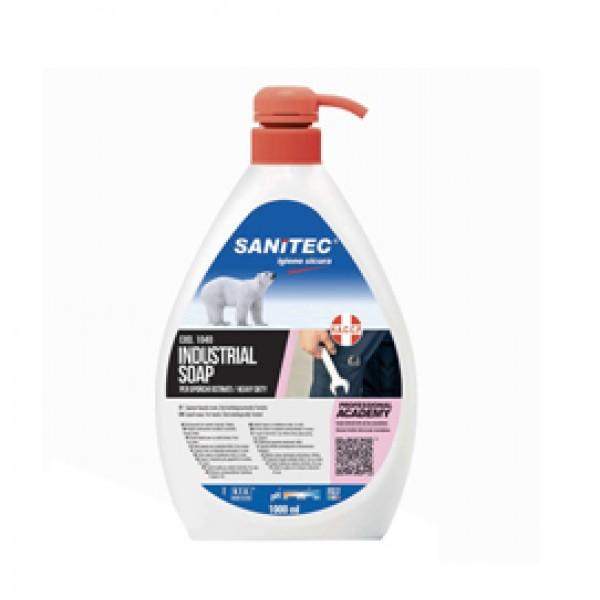 Sapone liquido lavamani Industria - 1 L - Sanitec