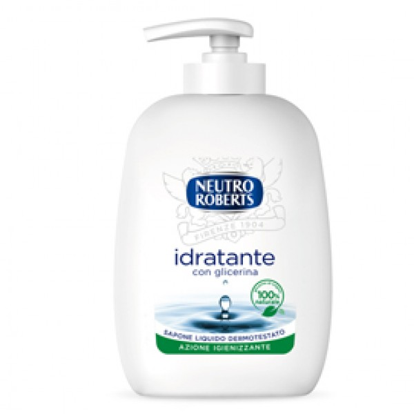 Sapone liquido Extra idratante - 200 ml - Neutro Roberts