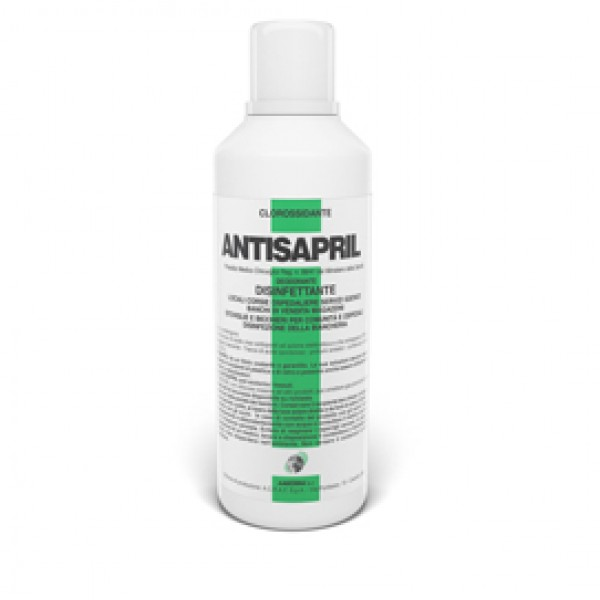 Antisapril disinfettante battericida - 1 L - Amuchina Professional