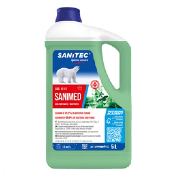 Disinfettante concentrato Sanimed - 5 kg - Sanitec