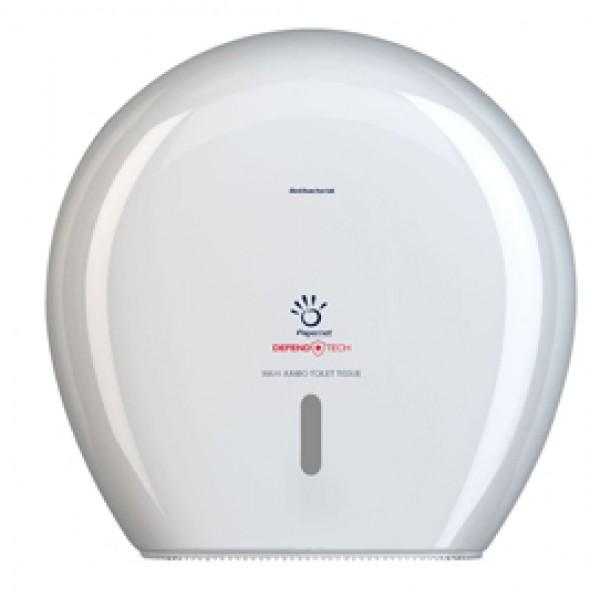 Dispenser antibatterico Defend Tech - per carta igienica Maxi Jumbo - Papernet