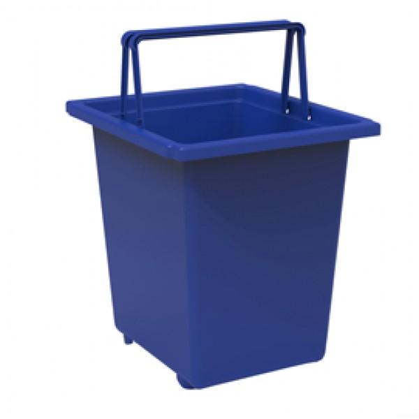 Contenitore Ecobin 30 - 30 L - blu - Terry