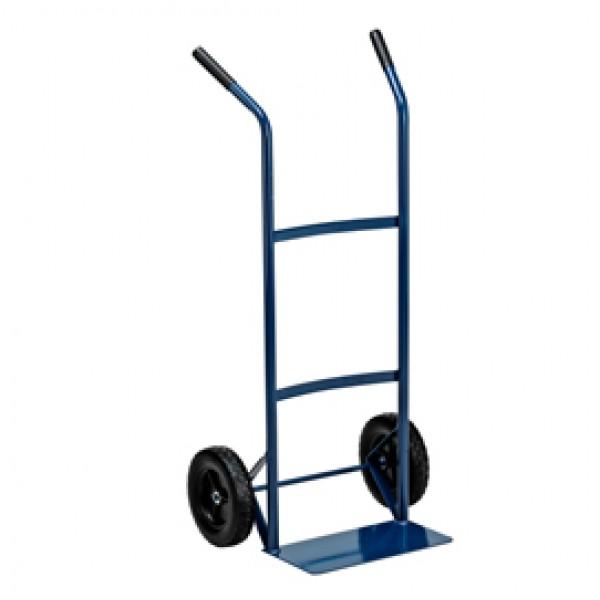 Carrello trasporto leggero - con ruota rigida - portata max 80 kg - Garden Friend