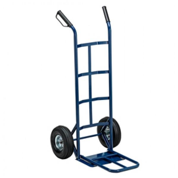 Carrello trasporto grandi volumi - con ruota pneumatica - portata max 250 kg - Garden Friend
