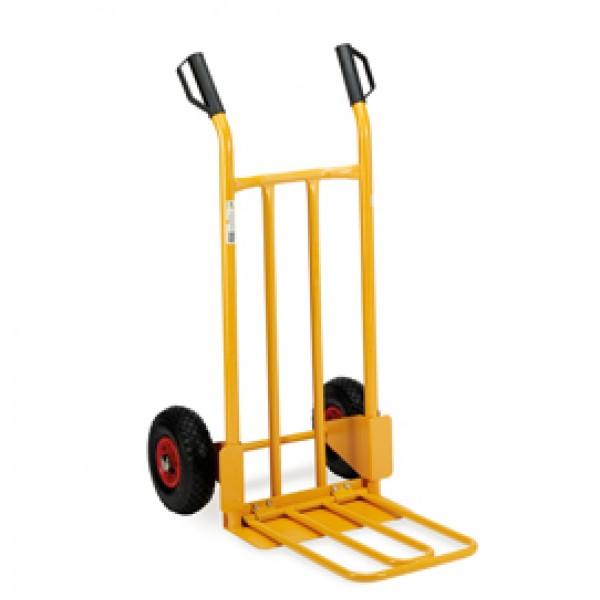 Carrello trasporto grandi volumi Robustus - portata max 300 kg - Garden Friend