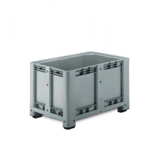 Cassa pallet - 600 L - 4 piedi - 120 x 80 x 85 cm - Carvel