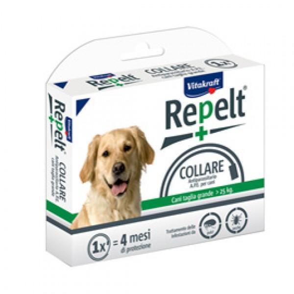 Collare antiparassitario per cani (con peso superiore 25 kg) - Repelt