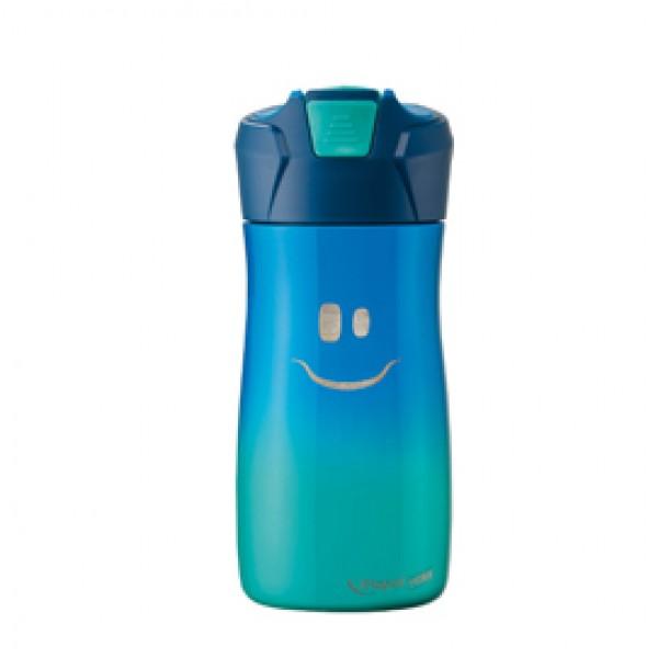 Borraccia Picnik Concept - acciaio inox - 430 ml - blu - Maped