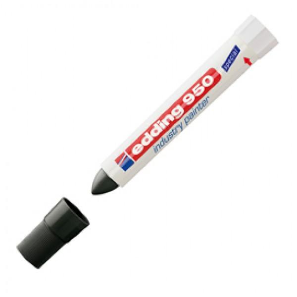 Pastello industriale E-950 - nero - Edding