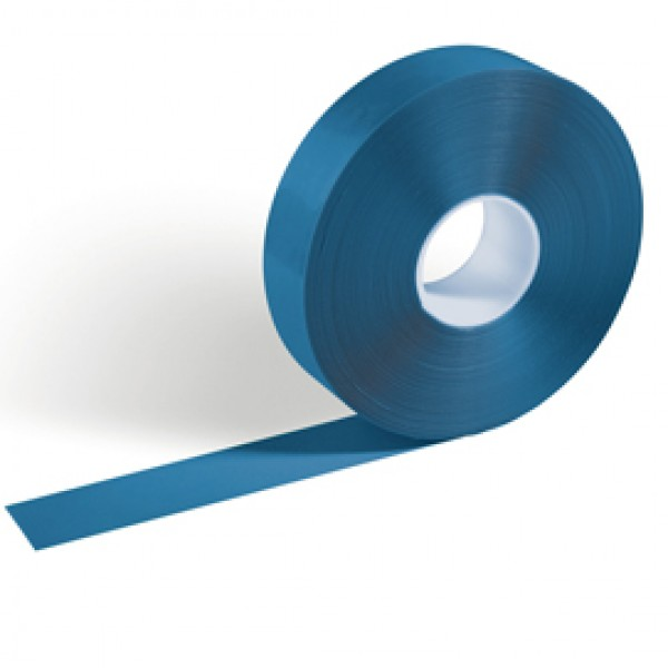 Nastro adesivo da pavimento Duraline® Strong 50/12 - 50 mm x 30 mt - blu - Durable