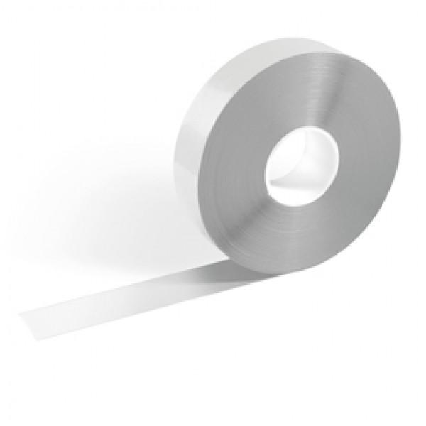 Nastro adesivo da pavimento Duraline® Strong 50/50 - 50 mm x 30 mt - bianco - Durable