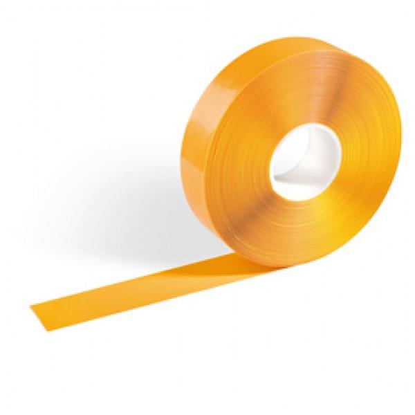 Nastro adesivo da pavimento Duraline® Strong 50/50 - 50 mm x 30 mt - giallo - Durable