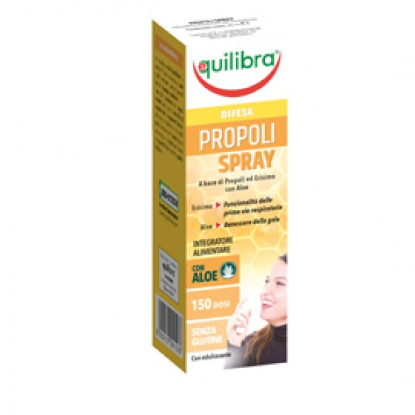 Integratore Propoli Spray - 20 ml - Equilibra