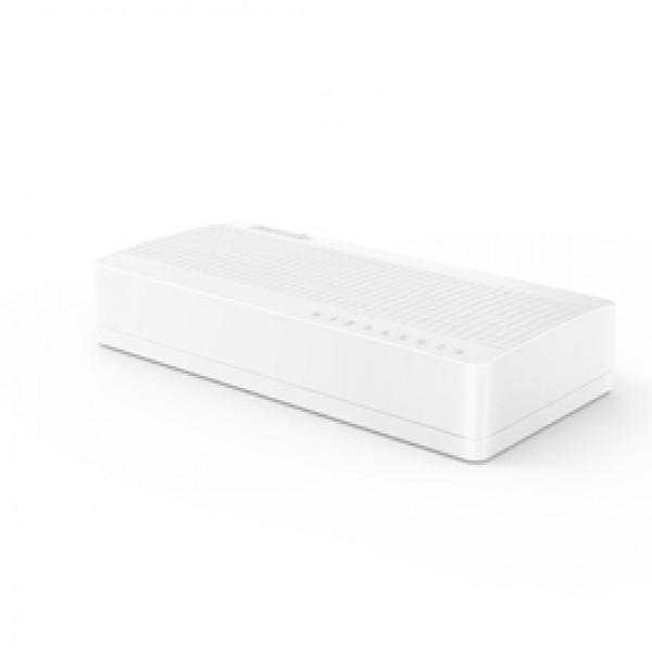Switch commutatore Ethernet S108V8 - 8 porte - Tenda