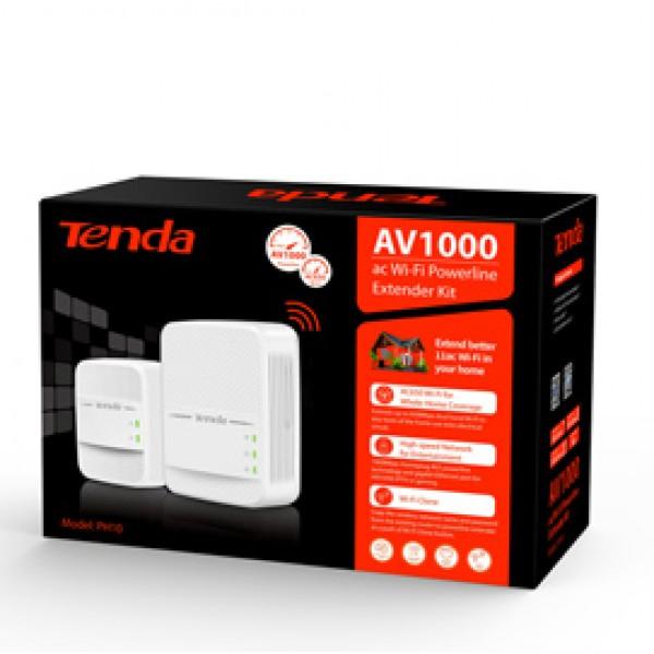 Kit Powerline extender Wi-Fi PH10 AV1000 AC - Tenda