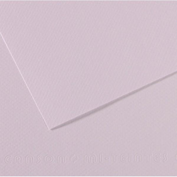 Foglio Mi-Teintes - A4 - 160 gr - lilla - Canson
