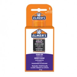 Colla stick Disappearing Purple - 22 gr - Elmer's