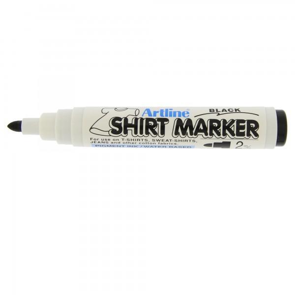 Marcatore per t-shirt - colori assortiti - Artline - expo 76 pezzi