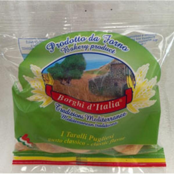Taralli - monoporzione da 40 gr - Borghi d'Italia