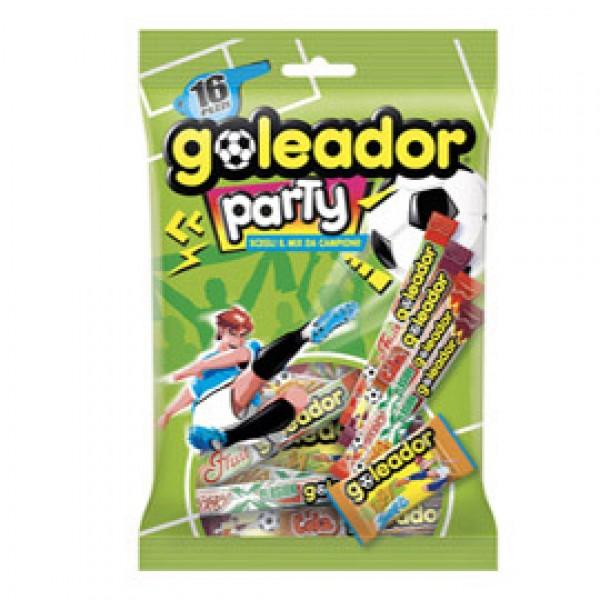 Caramella gommosa - party mix 2020 - Goleador - conf. 16 pezzi