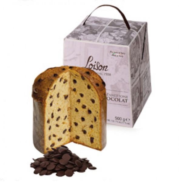 Panettone Chocolat - 500 gr - Loison