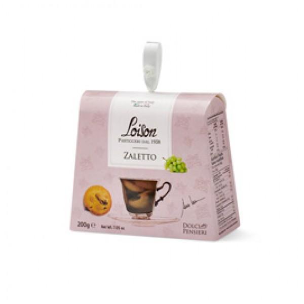 Biscotti al burro Zaletto - 200 gr - Loison