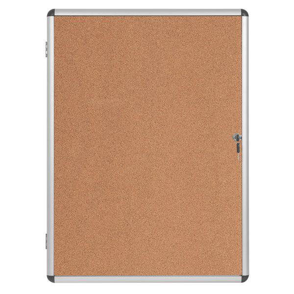 Bacheca magnetica Earth-it Bi-Office - 4xA4 - 50x67,4 cm – orizzontale - RVT610101150