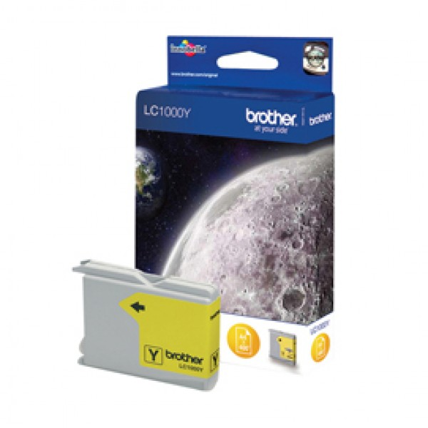 Originale Brother LC-1000Y Cartuccia inkjet SERIE 1000 giallo - LC-1000Y