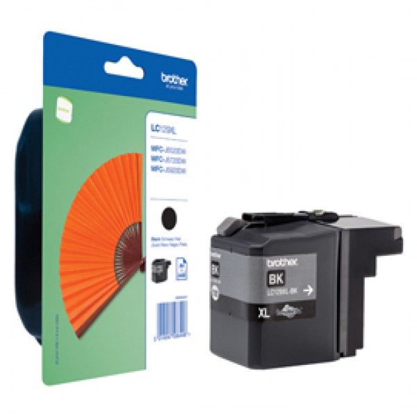 Originale Brother LC-129XLBK Cartuccia inkjet LC-129 nero - LC-129XLBK
