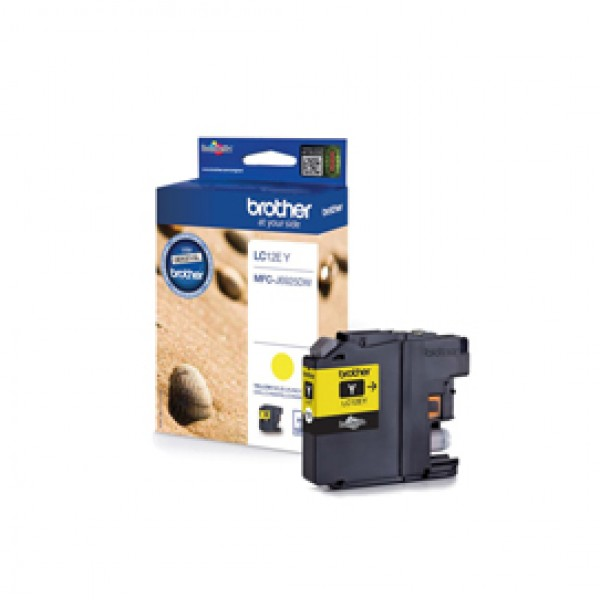 CARTUCCIA BROTHER GIALLO LC12EY - LC12EY