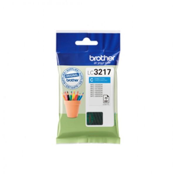 Originale Brother inkjet LC-3217C Cartuccia ciano - LC3217C
