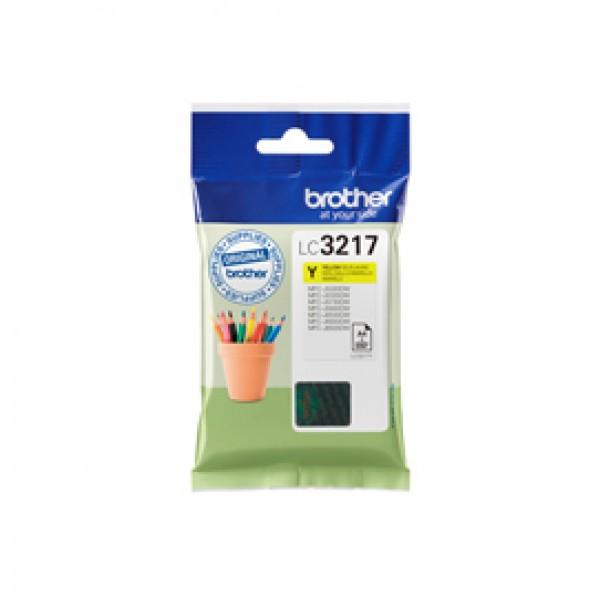 Originale Brother inkjet LC-3217Y Cartuccia giallo - LC3217Y