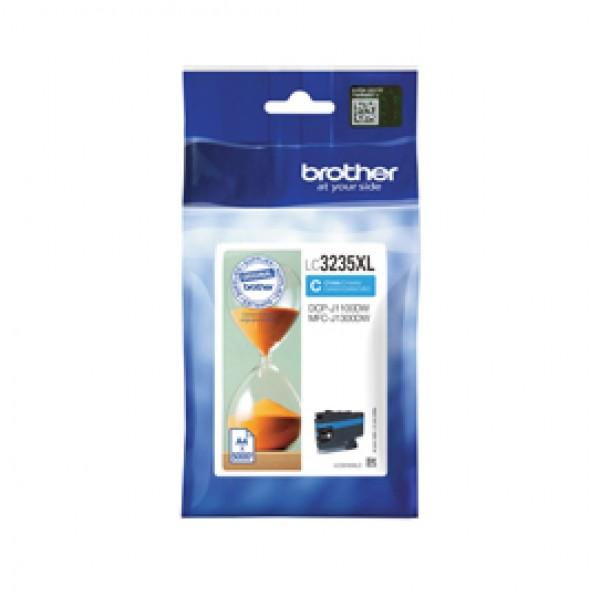 CARTUCCIA CIANO BROTHER PER DCPJ1100DW MFCJ1300DW 5.000PAG - LC3235XLC