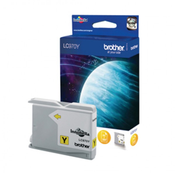 Originale Brother LC-970Y Cartuccia inkjet SERIE 970 giallo - LC-970Y