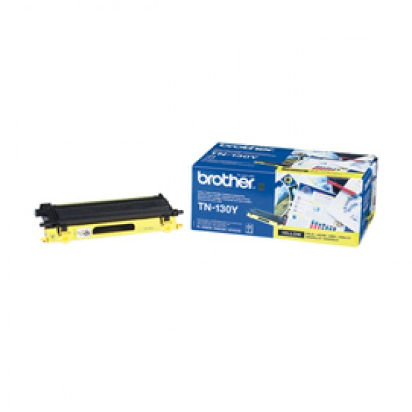 Originale Brother TN-130Y Toner SERIE 130 giallo - TN-130Y