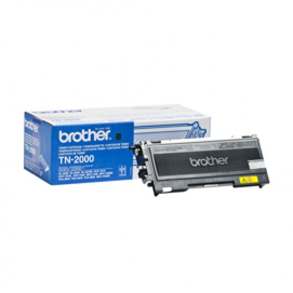 Brother - Toner - Nero - TN2000 - 2500 pag