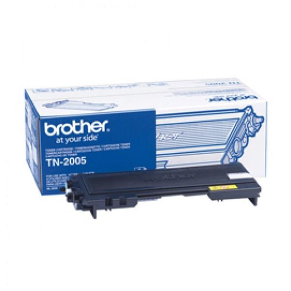Originale Brother TN-2005 Toner SERIE 2005 nero - TN-2005