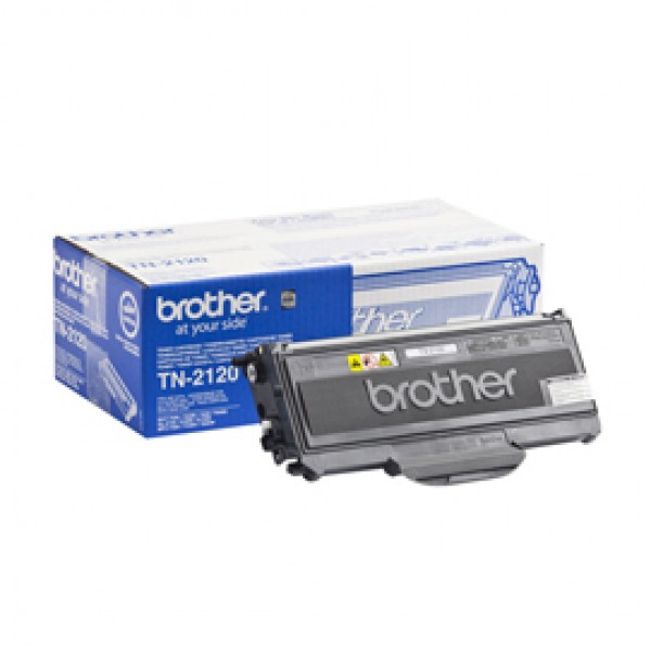 Originale Brother TN-2120 Toner alta resa SERIE 2100 nero - TN-2120