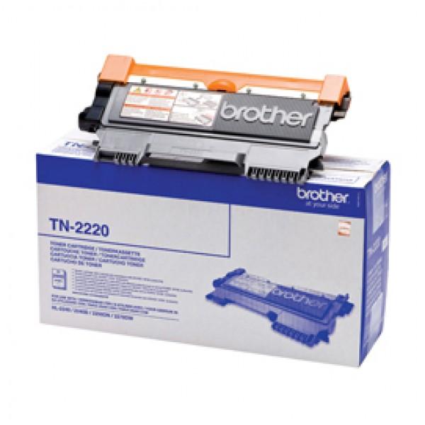 Brother - Toner - Nero - TN2220 - 2600 pag