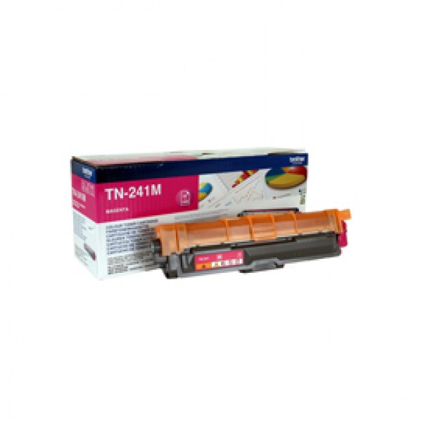 Brother - Toner - Magenta - TN241M - 1400 pag