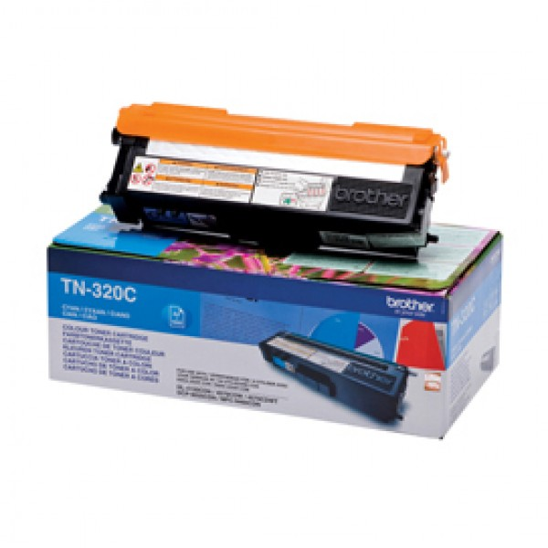 Brother - Toner - Ciano - TN320C - 1500 pag