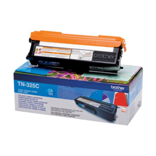 Brother - Toner - Ciano - TN325C - 3500 pag